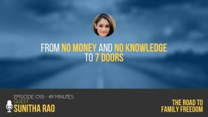 Feature Image - From No Money and No Knowledge to 7 Doors with Sunitha Rao