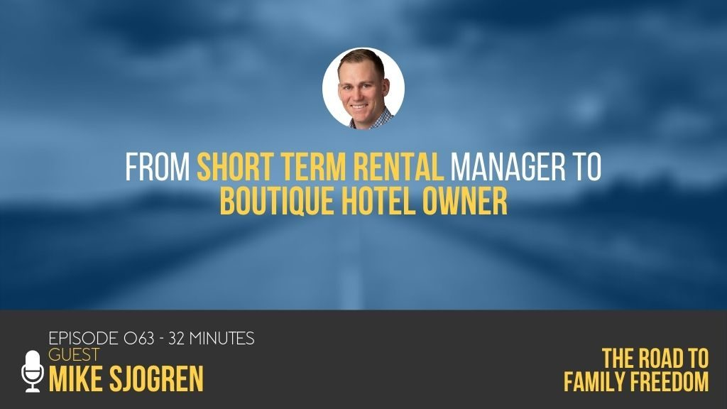 From Short Term Rental Manager to Boutique Hotel Owner